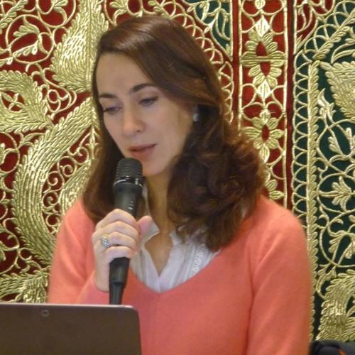 لقاء مع الأكاديمية ورئيسة جمعية (حدثني عن الاسلام ) د.كاهينة بهلول