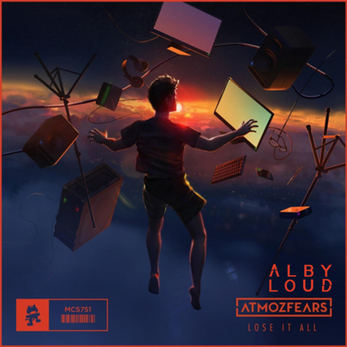 "Atmozfears - Lose It All (Alby Loud ""UK Hardcore"" Edit)"