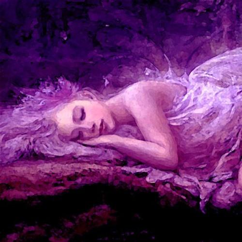 SLEEPY NYMPH