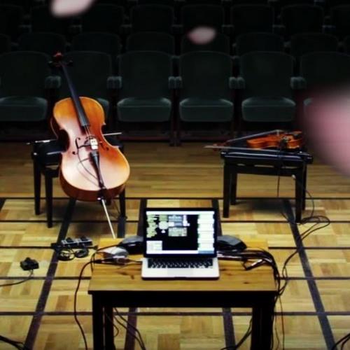 SMAQRA (2015) / I. Masques-Tambours (2015), for hybrid string quartet