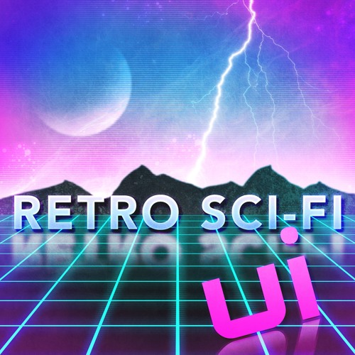 UI - Retro Sci-fi Sound Effects by Silverplatter Audio