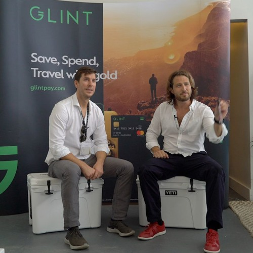 Ben Davies co-founder of GLINT reveals the future of gold based banking