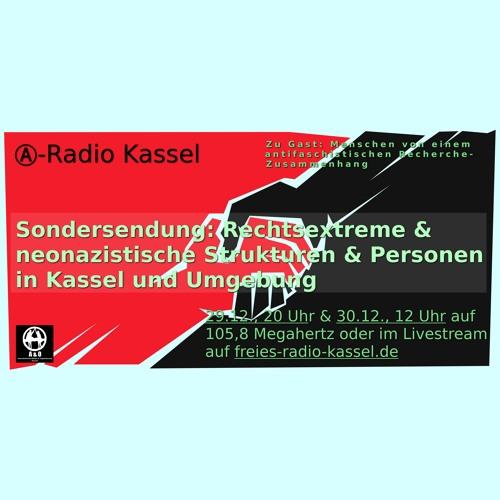 Anarchistisches Radio Kassel - lili - 29. Dezember 2018 - Antifa-Recherche