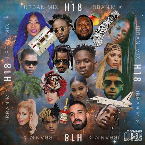H18 MIXTAPE - Best Urban Songs Of 2018 by D'Riddim· | Adri D