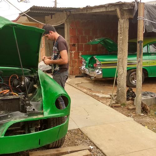 Into a cuban Casa, Vinales (150 km west La Habana)