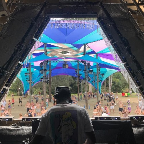 Jermaine Jones at Lost Paradise 31/12/18 Feat Peggy Gou, Kink Live & Bicep