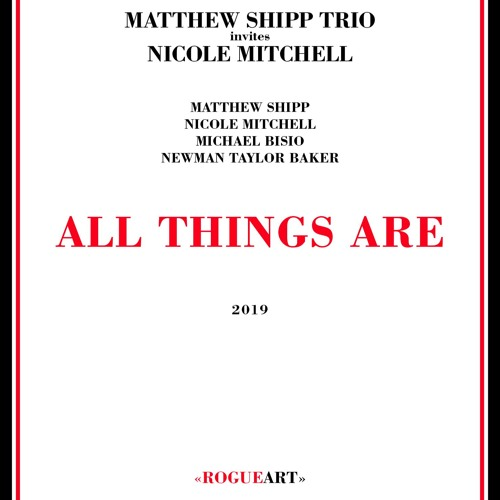 """Elements - Excerpt From Shipp Trio + Mitchell """"All Things Are"""""""