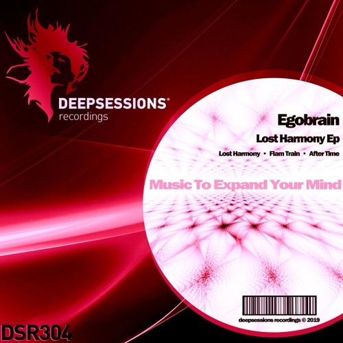 DSR304 Egobrain - Lost Harmony Ep