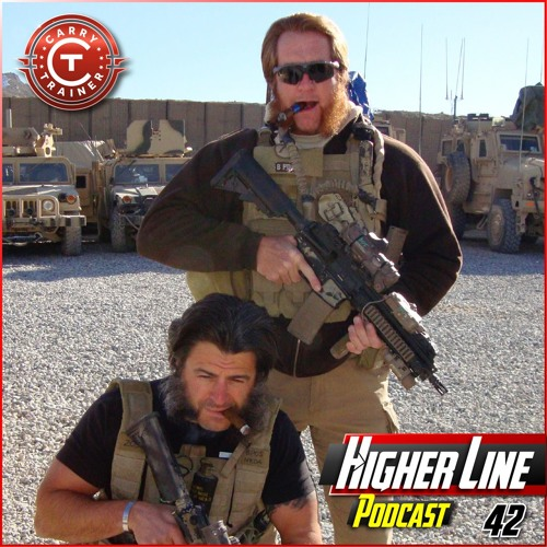 What a Green Beret / SWAT Cop can Learn from Competitive Shooting | Higher Line Podcast #42
