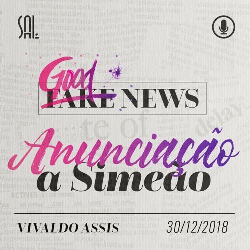 Anunciação a Simeão - Vivaldo Assis - 30/12/2018