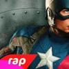 Rap do Capitão América - O Primeiro Vingador | NerdHits
