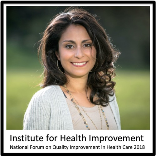 BONUS: Dr. Gounder's Keynote at the Institute for Health Improvement's meeting in 12/2018