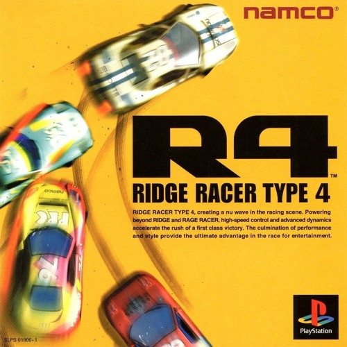 LIAM K. SWIGGS - RIDGE RACER TYPE BOOTLEG
