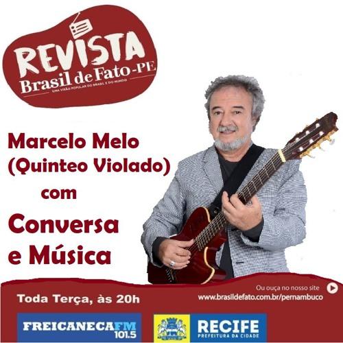 Marcelo Melo no Revista Brasil de Fato Pernambuco