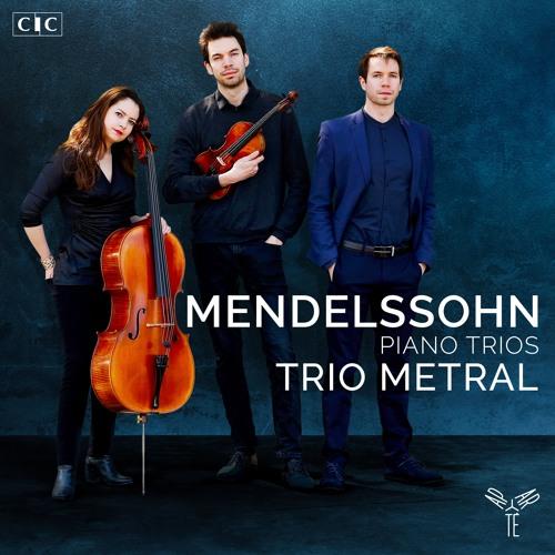 Mendelssohn: Trio pour piano et cordes No 2 (2e mouvement)   Trio Metral