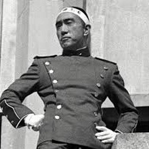 Episode 33 - Yukio Mishima and the Suicidal Crossfit Cult