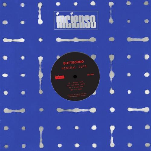 Buttechno - Dubber Funk (INC-005)