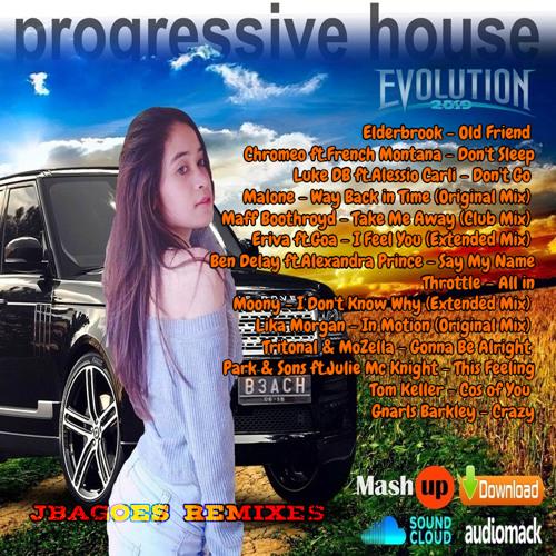 JBagoes Remixes - Evolution Progressive House (FREE DOWNLOAD)