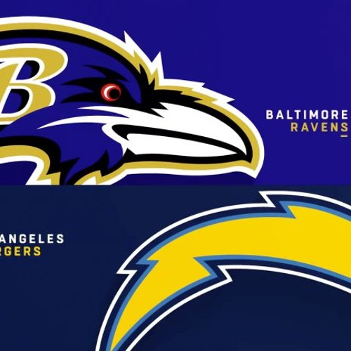 NFL Wild Card: Chargers @ Ravens Second Half