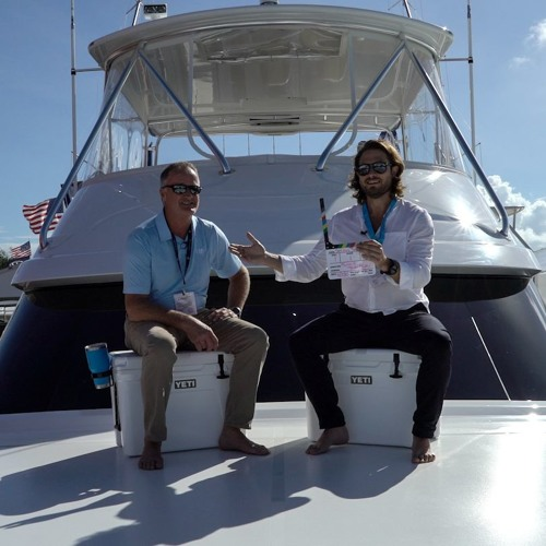 Boat Show advice and the history of Bertram Yachts with the great Tommy Thompson
