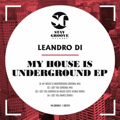 SRG-001 Leandro Di - My House Is Underground (Original Mix)