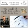 What Your 2019 Calendar Should Look Like With Dr. JJ Levine