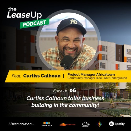 A Conversation for Entrepreneurs with Curtiss Calhoun Of Black Dot Seattle