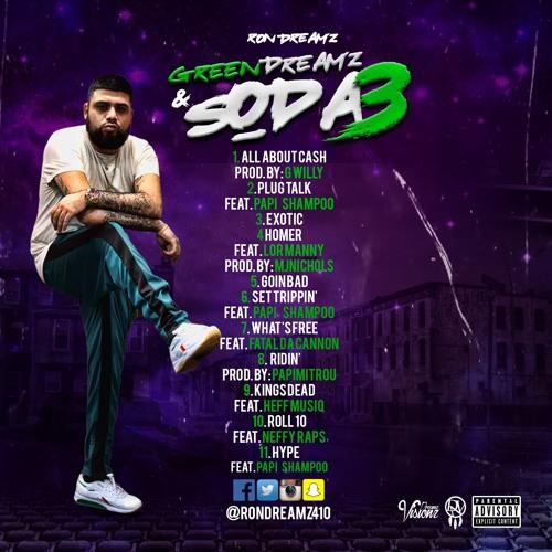 Green Dreamz And Soda 3 (GDAS 3)