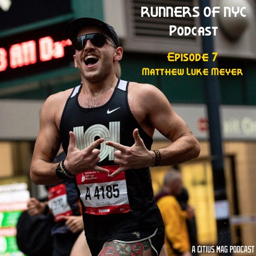 Episode 7 – Matthew Luke Meyer of Streets 101, Mile High Run Club