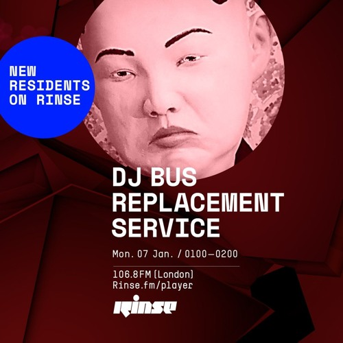 DJ Bus Replacement Service - 7th January 2019
