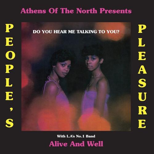 B1 Peoples Pleasure - I'd Like To Say