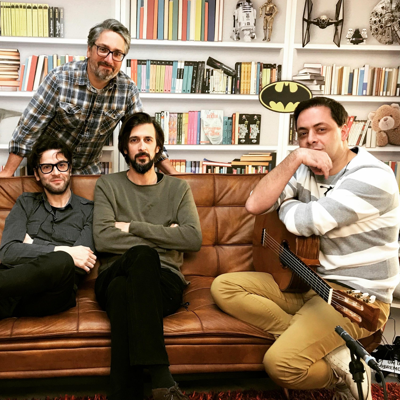 Ep. 11: Um Secador no Cu | António Zambujo, Bruno Nogueira, Filipe Melo