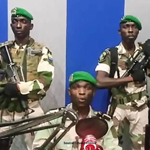 Le Mot De L'info 9 janvier - Putsch Avorté Au Gabon