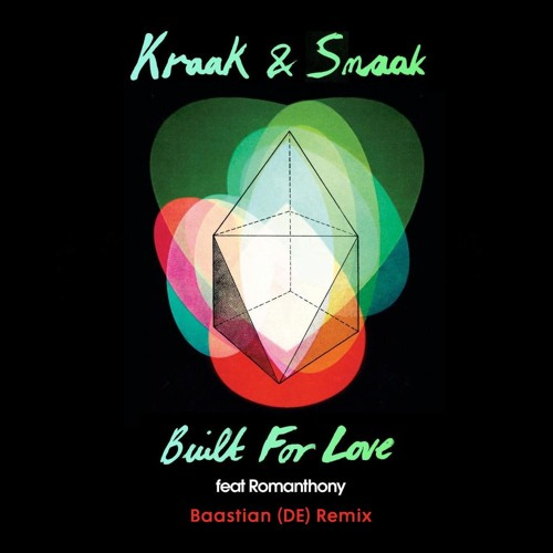 Kraak & Smaak Feat. Romanthony - Build For Love (Baastian Remix)