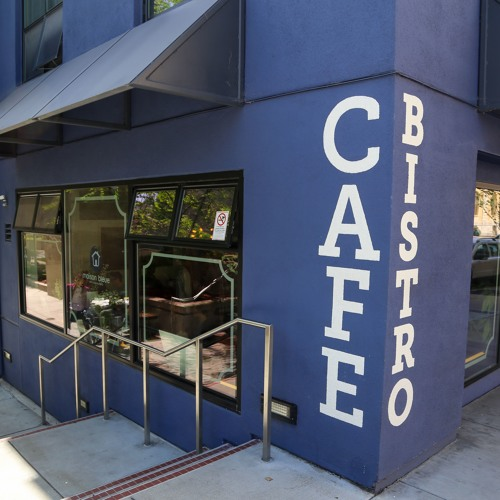 Downtown Berkeley: Maison Bleue
