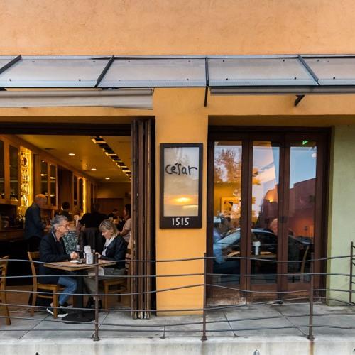 North Berkeley Gourmet Ghetto: César