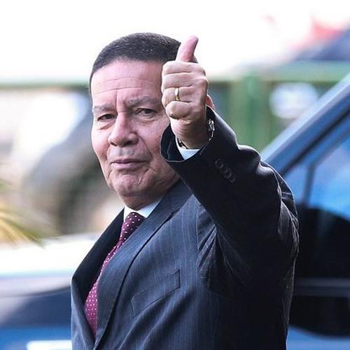 Filho de Mourão é promovido pelo novo presidente do Banco do Brasil
