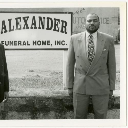 Alfred Alexander bombing interview