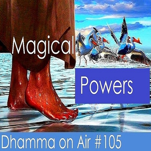 DoA #105: Magical Powers