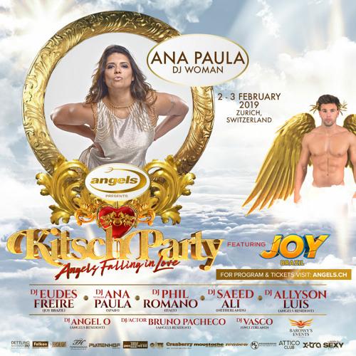 DJ Ana Paula - Angels Podcast