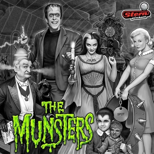 "Late Night Special: ""Munsters Thoughts"""