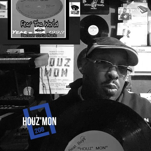 Loose Lips Mix Series - 208 - Houz'Mon