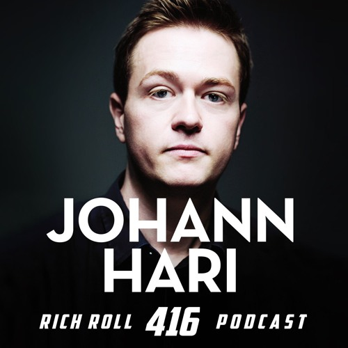 Addiction & Depression: Johann Hari On Lost Connections by