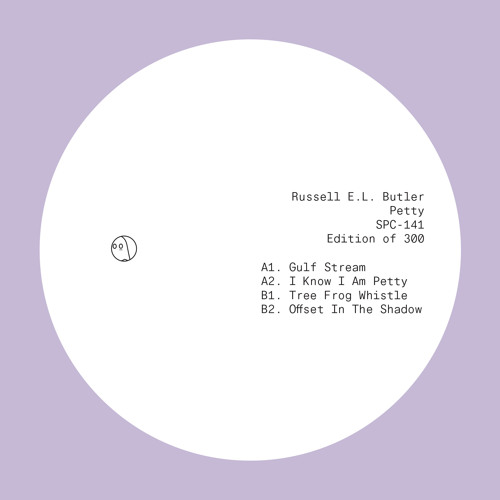 Russell E.L. Butler - I Know I Am Petty