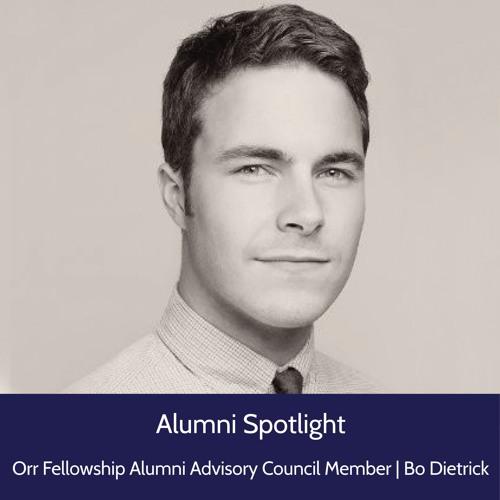 Alumni Spotlight: Bo Dietrick