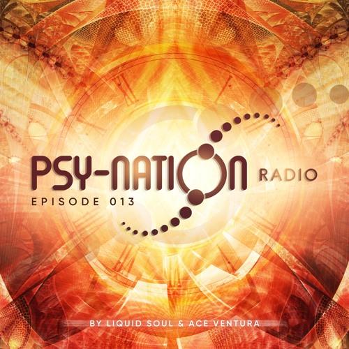 Psy-Nation Radio #013 - Adhana Festival special [Liquid Soul & Ace Ventura]