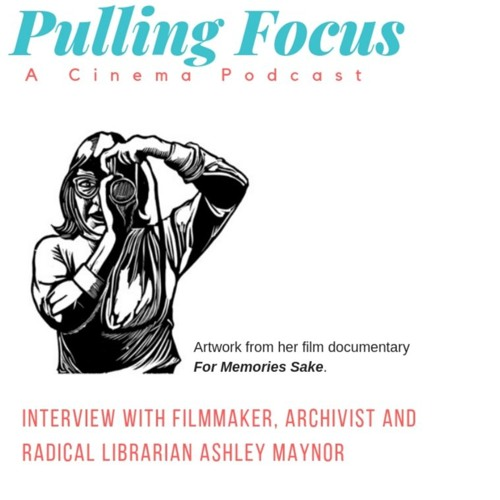 Interview with filmmaker, archivist and radical librarian Ashley Maynor