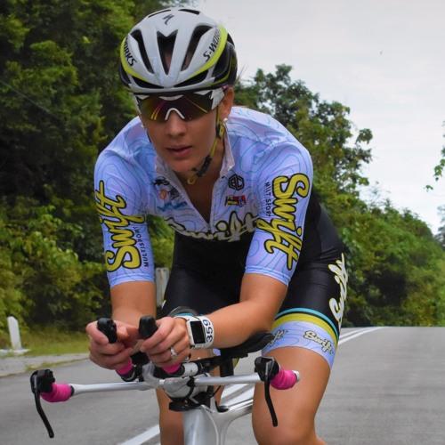 Bianca Faulke-Tanner (Age Group Champion Ironman Malaysia 2018)[Kamper 36]