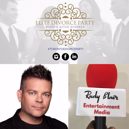 """Chat w  Rob Pagetto on Toronto's """"Elite Divorce Party"""""""
