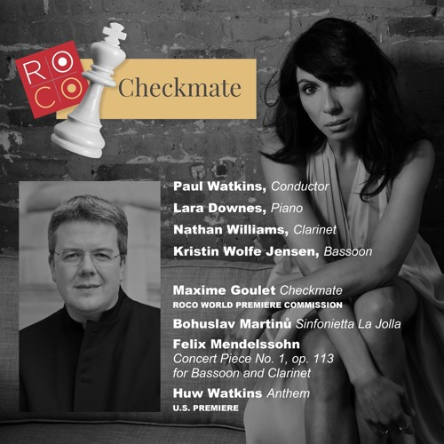 Goulet, Checkmate: A concerto for piano and orchestra